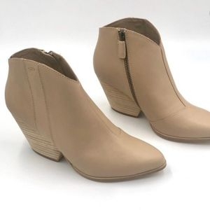 Eileen Fisher NWT Trail bootie tan nude size 10